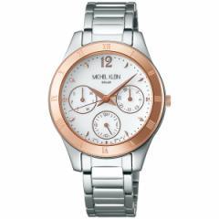 ミッシェルクラン MICHEL KLEIN ソーラー 腕時計 レディース AVCD033