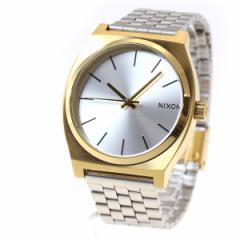 ニクソン NIXON タイムテラー TIME TELLER 腕時計 メンズ ゴールド/シルバー/シルバー NA0452062-00