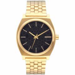 ニクソン NIXON タイムテラー TIME TELLER 腕時計 メンズ/レディース ゴールド/ブラック/スタンプ NA0452478-00