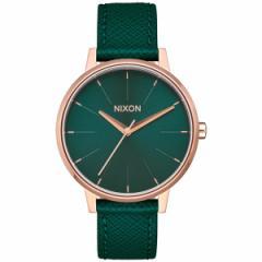 ニクソン NIXON ケンジントンレザー KENSINGTON LEATHER 腕時計 レディース ローズゴールド/ティール NA1082480-00