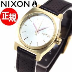ニクソン NIXON ミディアム タイムテラー MEDIUM TIME TELLER LEATHER 腕時計 レディース ゴールド/ソフトピンク/LH NA11722774-00