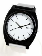 ニクソン NIXON 腕時計 NIXONタイムテラー 腕時計 TTP (TIME TELLER P) NA119005-00 ブラック/ホワイト ニクソン