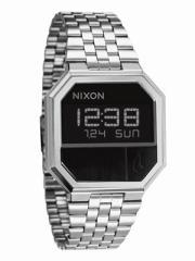 ニクソン NIXON 腕時計 メンズ NIXON RE-RUN (リ・ラン) NA158000-00 ブラック