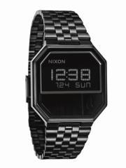ニクソン NIXON 腕時計 メンズ NIXON RE-RUN (リ・ラン) NA158001-00 オールブラック