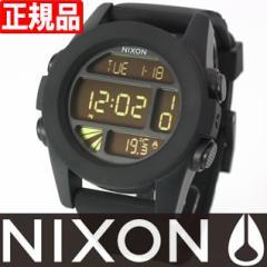 ニクソン NIXON 腕時計 UNIT ユニット ブラック NA197000-00