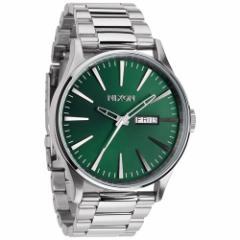 ニクソン NIXON セントリーSS SENTRY SS 腕時計 メンズ グリーンサンレイ NA3561696-00
