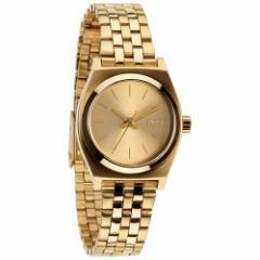 ニクソン NIXON スモールタイムテラー SMALL TIME TELLER 腕時計 レディース オールゴールド NA399502-00