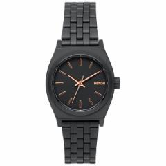 A972-2348 腕時計 ニクソン ユニセックス クロノ NIXON ブラック TIME TELLER タイムテラー 【送料無料】 クオーツ