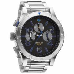 ニクソン NIXON 48-20クロノ 48-20 CHRONO 腕時計 メンズ クロノグラフ ミッドナイトGT NA4861529-00