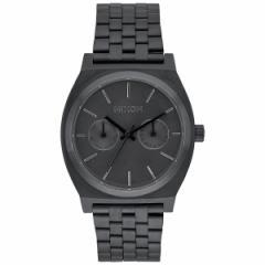 ニクソン NIXON タイムテラーデラックス TIME TELLER DELUXE 腕時計 メンズ/レディース オールブラック NA922001-00