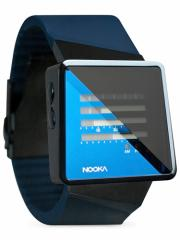 NOOKA ヌーカ 腕時計 ZIZM ZENH MIDNIGHT BLUE ミッドナイトブルー デジタル 時計