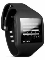 NOOKA ヌーカ 腕時計 Nootrals ZUB20 ZENH BLACK ブラック デジタル時計