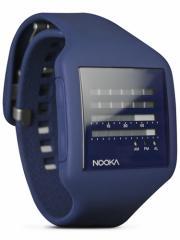 NOOKA ヌーカ 腕時計 Nootrals ZUB20 ZENH MIDNIGHT BLUE ミッドナイトブルー デジタル時計