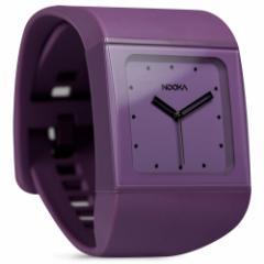 NOOKA ヌーカ 腕時計 ZUB40 ZAN EGGPLANT エッグプラント アナログ 時計