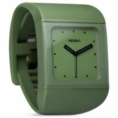 NOOKA ヌーカ 腕時計 ZUB40 ZAN OLIVE オリーブ アナログ 時計