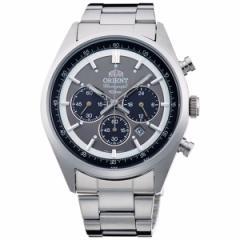 オリエント ネオセブンティーズ ORIENT Neo70s ソーラー 腕時計 メンズ クロノグラフ WV0011TX