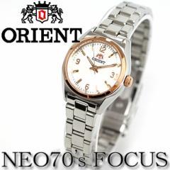 オリエント ORIENT 腕時計 レディース ネオセブンティーズ フォーカス NEO70s FOCUS LADIES WV0141QC