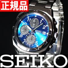 逆輸入 SEIKO セイコー メンズ 腕時計 50M クロノグラフ SND193
