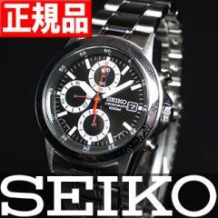 セイコー 逆輸入 SEIKO クロノグラフ 腕時計 SND371P1 100M防水