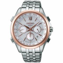 セイコー ドルチェ SEIKO DOLCE セイコー創業135周年記念 いい夫婦の日 限定モデル ペア ソーラー 電波時計 腕時計 メンズ  SADA044