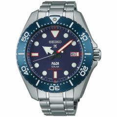 セイコー プロスペックス SEIKO PROSPEX ダイバースキューバ PADI コラボ 限定モデル ダイバー ソーラー 腕時計 メンズ SBDJ015