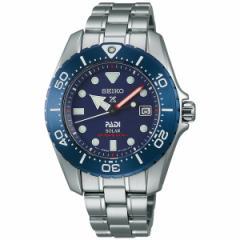 セイコー プロスペックス SEIKO PROSPEX ダイバースキューバ PADI コラボ 限定モデル ソーラー 腕時計 メンズ/レディース SBDN035