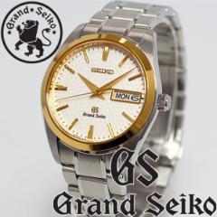 セイコー グランドセイコー 腕時計 メンズ DAY&DATEモデル クオーツ GRAND SEIKO SBGT038
