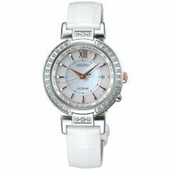 セイコー エクセリーヌ SEIKO EXCELINE 電波 ソーラー 電波時計 腕時計 レディース プレステージライン SWCW111