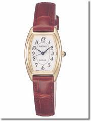 セイコー エクセリーヌ SEIKO 腕時計 クロコダイルベルト SWDB062