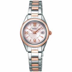 セイコー ティセ SEIKO TISSE 電波 ソーラー 電波時計 腕時計 レディース SWFH064