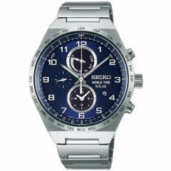 セイコー スピリット スマート SEIKO SPIRIT SMART ソーラー 腕時計 メンズ クロノグラフ SBPJ023