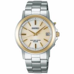 セイコー スピリット SEIKO SPIRIT 電波 ソーラー 電波時計 腕時計 メンズ ペアウォッチ SBTM170