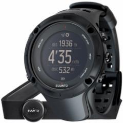 スント アンビット3 ピーク ブラック (HR) SUUNTO AMBIT3 PEAK BLACK (HR) 腕時計 Bluetooth搭載 GPSウォッチ SS020674000