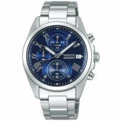 セイコー ワイアード SEIKO WIRED 腕時計 メンズ ペアスタイル PAIR STYLE クロノグラフ AGAT405