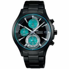 セイコー ワイアード SEIKO WIRED 腕時計 メンズ リフレクション REFLECTION クロノグラフ AGAV121