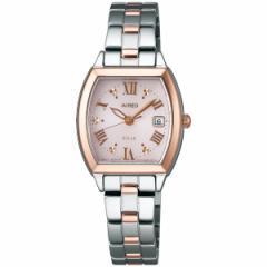 セイコー ワイアード エフ SEIKO WIRED f ソーラー 腕時計 レディース AGED076