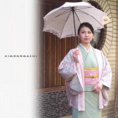 【あす着対応】 レース 羽織「ピンク」 着物カーデ 洒落小物 塵除け 春コート[送料無料]
