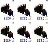 全巻 送料無料 HERO(6枚セット)001〜011 最終話 中古DVD 木村拓哉 松たか子 大塚寧々 阿部寛 勝村政信 小日向文世 八嶋智人 正名僕蔵 田