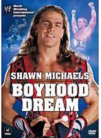 WWE ショーン・マイケルズ ボーイフッド・ドリーム 中古DVD ショーン・マイケルズ レンタル落ち