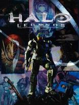 cs::HALO LEGENDS 中古DVD レンタル落ち