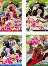 全巻 らっきー☆れーさー(4枚セット)Vol.1、2、3、4 中古DVD 白石稔 水原薫 山本和臣 レンタル落ち