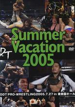 cs::DDT Summer Vacation 2005-2005年7月27日後楽園ホール大会- 中古DVD 高木三四郎 ポイズン澤田JULIE