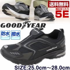 即納 あす着 送料無料 グッドイヤー スニーカー スリッポン メンズ 靴 GOOD YEAR GY-8086 ダッドシューズ