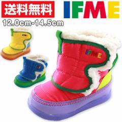 即納 あす着 送料無料 イフミー ブーツ ショート 子供 キッズ ベビー 靴 IFME 30-7718