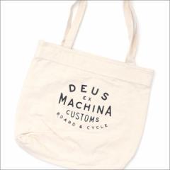 (新品)Deus ex Machina(デウス エクス マキナ) New Classics Tote (トートバッグ) NATURAL 277-002448-010+【新品】(グッズ)