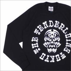 (新品)TENDERLOIN(テンダーロイン) BS L/S TEE (ボルネオスカル)(長袖Tシャツ) BLACK 202-000920-041x【新品】(TOPS)