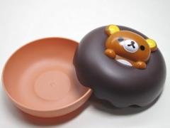 ミスタードーナッツ × リラックマ 小物トレイ