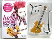 XJAPAN ヒデ ギターコレクション ミニチュア レモンドロップ
