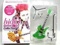 XJAPAN ヒデ ギターコレクション ミニチュア サイエンス