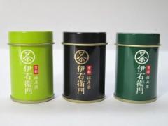 伊藤園 ミニ茶筒セット